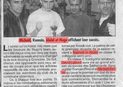pressedir_Team UGO - Saison 2002-2003 (1)