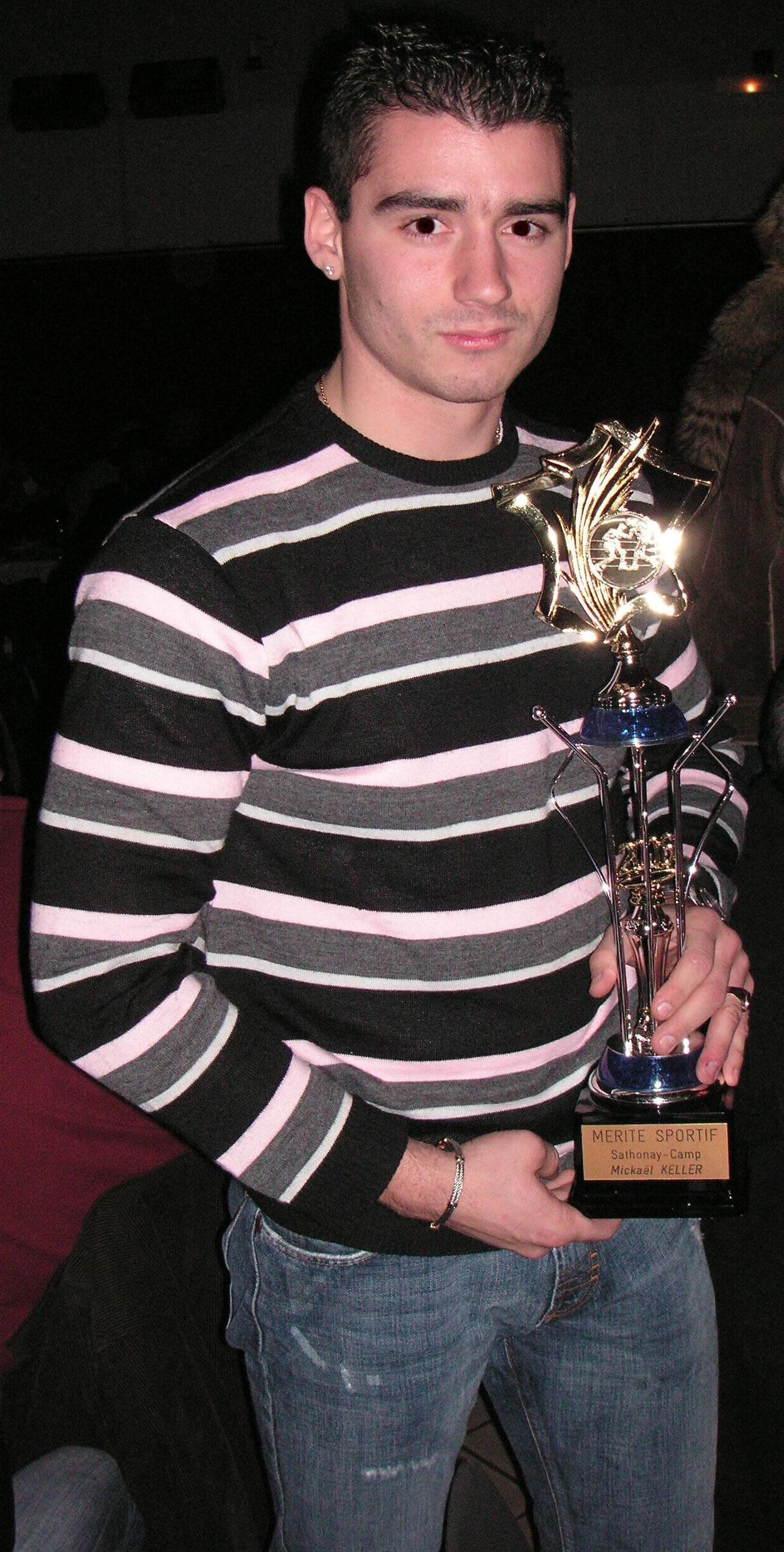 Mikaël KELLER
